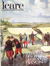 Icare n°91 - 1979 - Revue de l'Aviation Française - Forces Aériennes Françaises