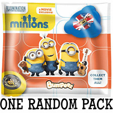 Minions Despicable Me 2 Random Bumpeez (1 SEALED PACK)