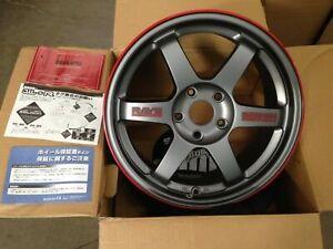 Seibon Volk Racing TE37 Wheels - Staggered 4 Set