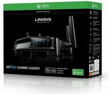 Linksys WRT32X AC3200 Dual-Band Wi-Fi Gaming Router WRT32XB Xbox New