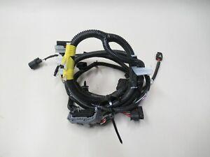 17-19 TESLA MODEL 3 REAR SUBFRAME CRADLE WIRING HARNESS 1067968-01-E