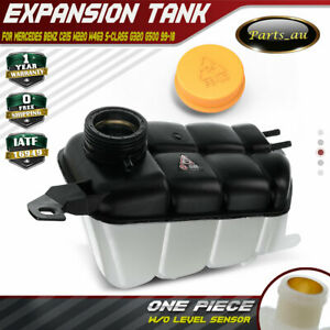 Coolant Expansion Tank for Mercedes Benz C215 W220 W463 S-CLASS G320 G500 99-18