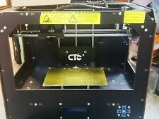 3D Printer CTC Dual Extruders Large 3D FDM Printer with loads of PLA Working