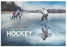 US The History of Hockey Stamps, A Souvenir Sheet of 2 (2 designs) ~ 2017 MNH