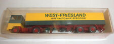 Wiking HO 530-Ford Sattelzug West-Friesland-TOP-OVP- Ford Transcontinental truck
