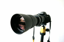 420-800mm HD Telephoto Lens for Nikon D3000 D3100 D3200 D3300 D5100 D5200 D5300