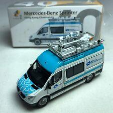 1/64 TINY 40 DIE-CAST - Mercedes-Benz SPRINTER Hong Kong Observatory ATC64058