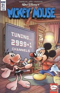 Mickey Mouse #21 VF 2017 Stock Image