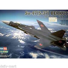 HobbyBoss 1/72 80211 Sukhoi SU-47 Berkut Fighter Model Kit Hobby Boss