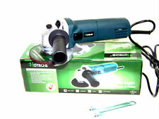 "Electric Angle Grinder 4-1/2"" Disc 11000rpm Cutter Polish Power Grinding Tool"