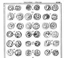 DVD 155 seltene Bücher über keltische gallische Münzen