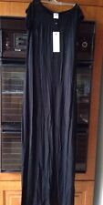 Vero Moda Long Dress, Black Colour With Lace Insert, BNWT, Size Xs