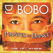 DJ BOBO   Pirates of Dance  CD  import  NEW
