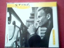 "STING - MAXI CD ""WHEN WE DANCE"""