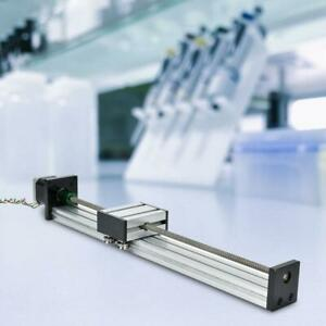 CNC Linearantrieb Lineartisch Lineareinheit Kugelumlaufspindel mit Nema 23 Motor
