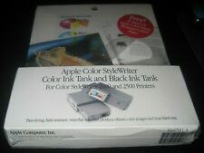 Apple Color StyleWriter 2400/2500 M3329G/A Black Ink Tank M3330G/A