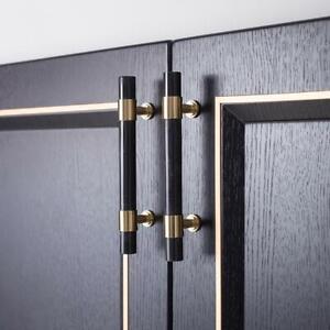 Artificial Stone Kitchen Cabinet Pulls Drawer Dresser Handles Closet Pull Handle