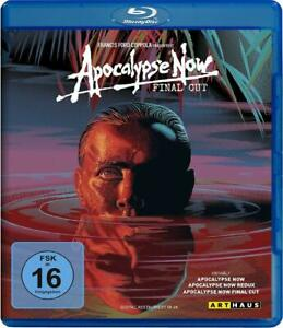 Apocalypse Now (Final / Kino / Redux)[2's Blu-ray](NEU/OVP) Francis Ford Coppola