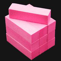 EG_ 10Pcs Buffer Buffing Sanding Block Files Tips Nail Art Manicure Tool Rakish