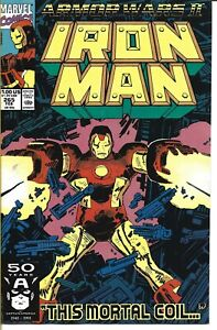 IRON MAN #265 MARVEL COMICS 1991 BAGGED & BOARDED