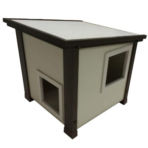Small Outdoor Albany Feral Cat Shelter