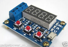 3A 1V - 15V BATTERY LOAD DISCHARGE TESTER 18650 LITHIUM NIMH PB AMP-HOURS AH MAH