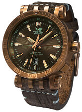 VOSTOK EUROPE Automatic watch Energy Rocket Bronze NH35A-575O285