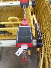4x Quarter Token Coin Key Unlock Shopping Cart Release Removable Reusable Return