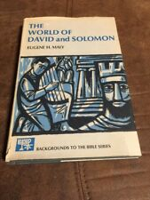The World Of David And Solomon By Eugene H Maly
