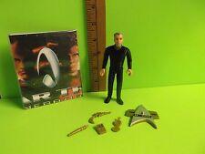 """Star Trek Generations Nemesis of Starfleet  Dr.Soran  4.5""""in Figure 1994"""