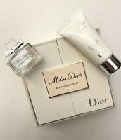 Dior Miss Dior Bloomind Bouquet EDT 5 ml & Body Milk 20 ml  BNIB VIP GIFT SET