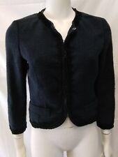 giacca donna Max & Co. primaverile 88% cotone legg. elasticizzato taglia 46