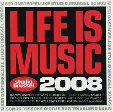 Studio Brussel presents Life is Music 2008 (2 CD)