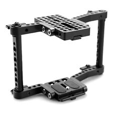 New Camera Video Cage For Canon EOS 80D 70D 7D2 Rebel T6i T6s 5D3 5D