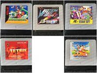 Nintendo 3D VB Virtual Boy JAPAN F/S Used select 6
