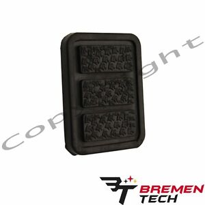 Clutch or Brake Pedal Rubber Pad for VOLVO 122 / 1800  666176 / 1272021