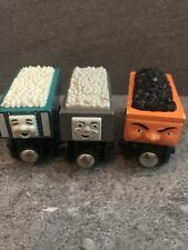Thomas Train Wooden Railway Tank Engine Train Lot FRED, RICKETY, TROUBLESOME LOT