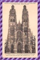 CPA 37 - TOURS  la cathedrale