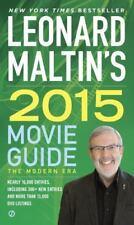 Leonard Maltin's 2015 Movie Guide [Leonard Maltin's Movie Guide]