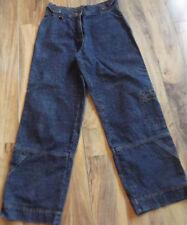 Denim High Waist Wide Leg Regular Size Jeans for Women