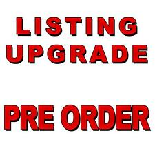 More details for agreed upgrade fee to add to current/previous order