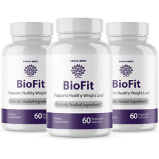 (3 Pack) BioFit Weight Loss Probiotic Supplement - Bio Fit  3 Month Supply