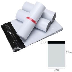 """8""""X12"""" Poly Mailers Shipping Bags Envelopes Self Adhesive Packaging Courier Bags"""