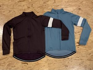 Rapha Ccyling Jerseys Medium Long Sleeve