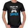 Trust me I'm a Gamer Gaming Im Spieler Geek Nerd Comedy Spaß Sprüche Fun T-Shirt