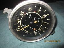 VW Beetle Karmann Ghia Speedometer With Fuel Gauge 1969 1970 1971