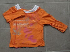 T-shirt manches longues -  DPAM -Taille 4 ans