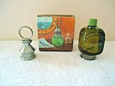 "Vintage Avon "" NOS "" Whale Oil Lantern Tai Winds After Shave "" BEAUTIFUL ITEM """