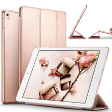for iPad 9.7 Inch 2017 & 2018 Released Slim Leather Smart Case Shockproof Cover