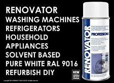 DECOCOLOR RENOVATOR APPLIANCE WASHING MACHINE FRIDGE WHITE SPRAY PAINT ENAMEL